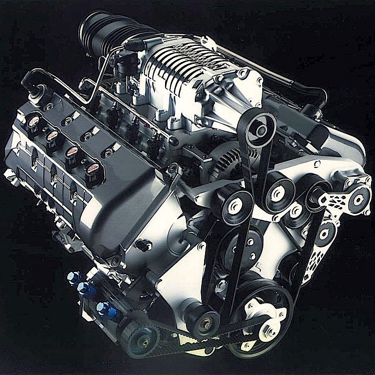 ford gt engine