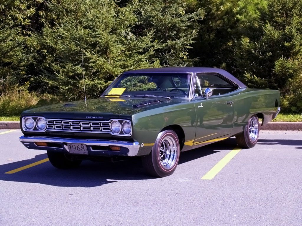Plymouth Road Runner - 1968