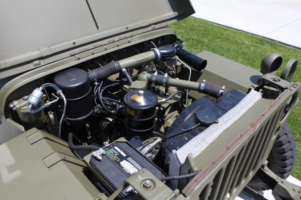 willys-jeep-mb-engine